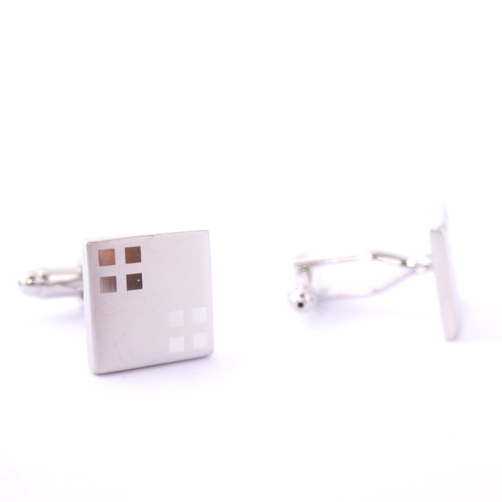 Classic Cufflinks - Icy - The Little Link