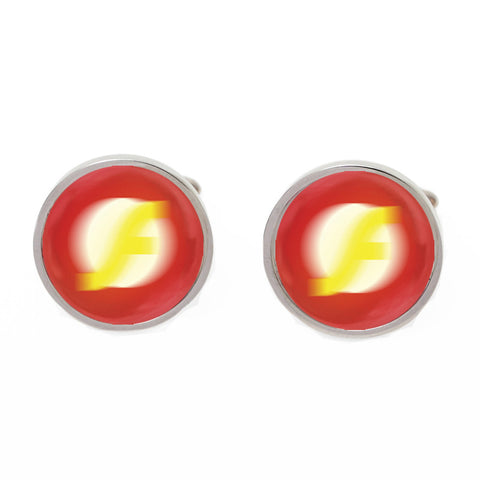 Novelty Cufflinks - Flash - The Little Link