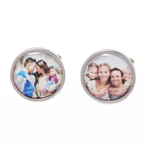 Custom Photo Cufflinks