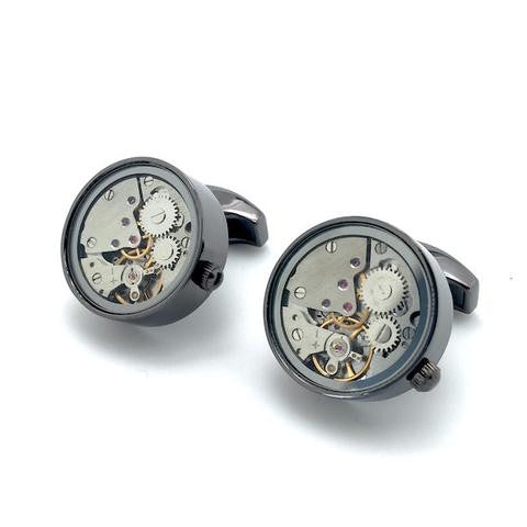 Watch Movement Cufflinks - Watch Movement Kenny - The Little Link