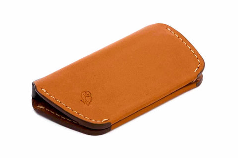 Bags - Bellroy Key Cover - Caramel - The Little Link