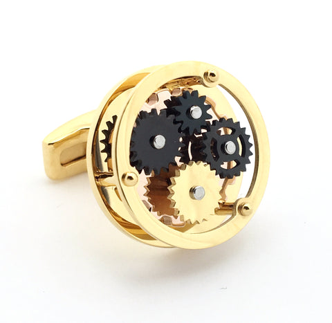 Watch Movement Cufflinks - Watch Movement Sophie - The Little Link