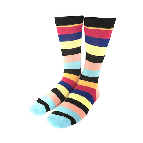 Lewis Stripe Socks