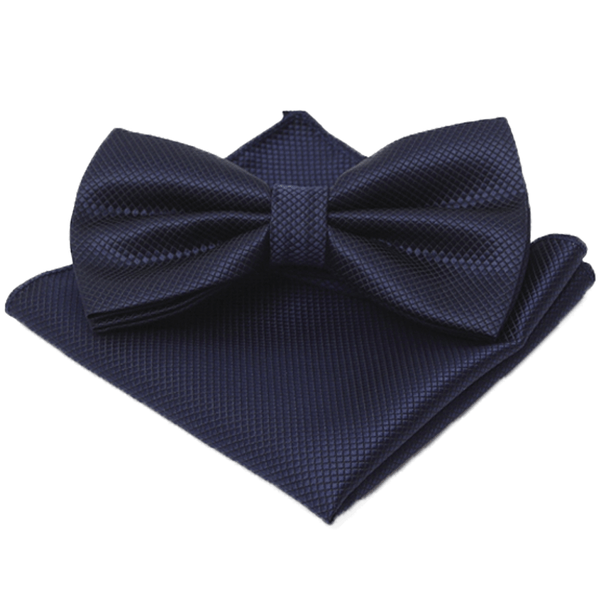Aaron Bowtie and Pocket Square Box Set