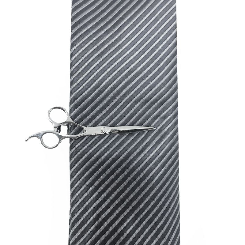 Scissors Tie Clip - 68mm
