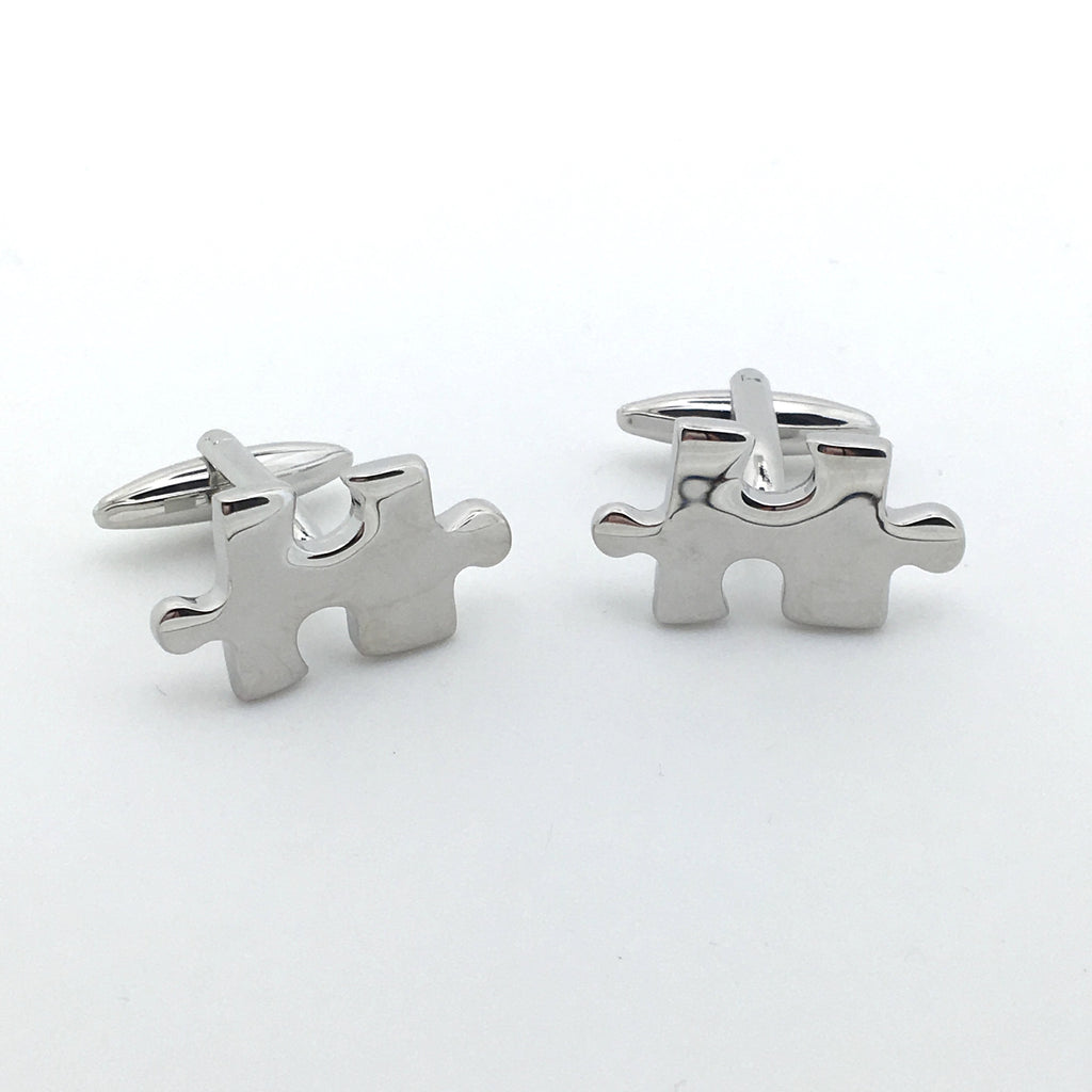 Novelty Cufflinks - Missing You - The Little Link