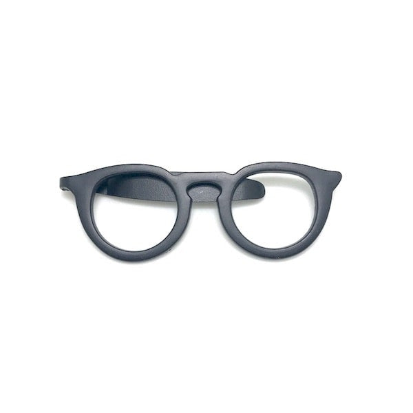 Novelty Tie Clip - Spectacles Geek - 58mm