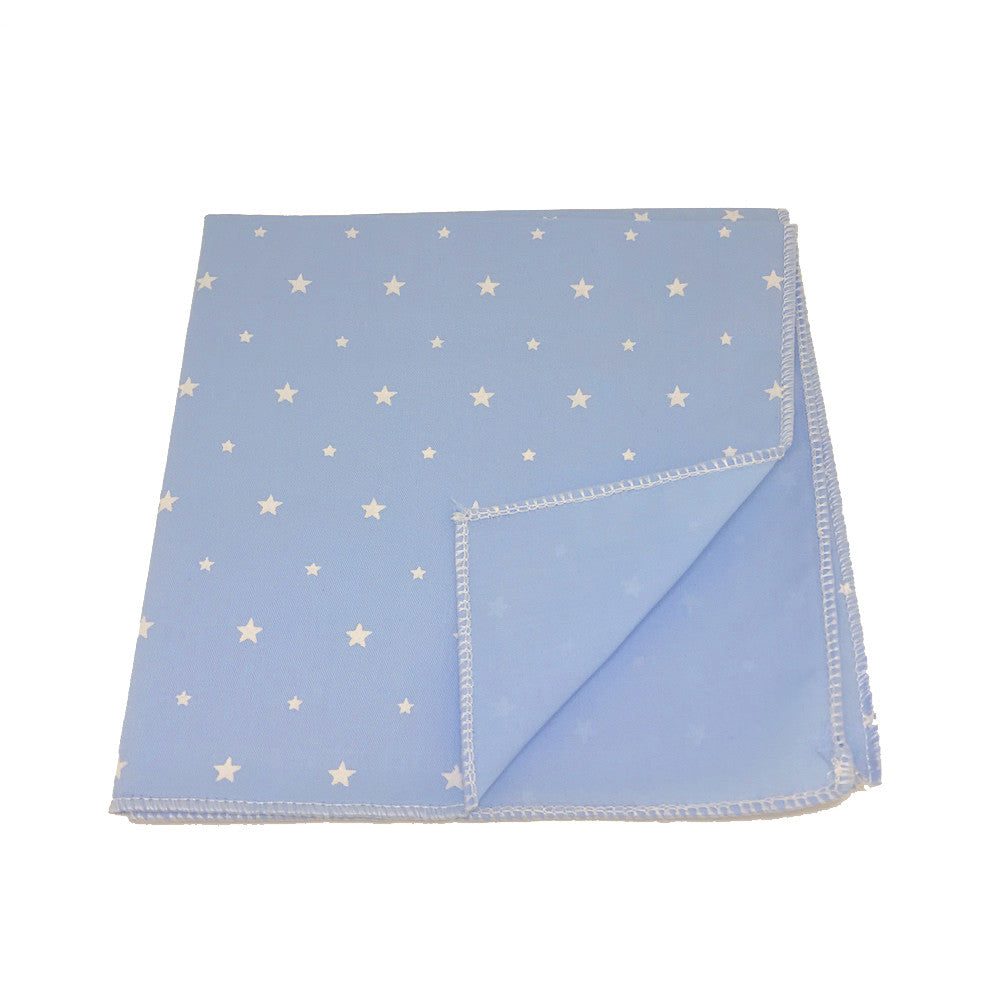 Pocket Squares - Indigo Pocket Square - The Little Link