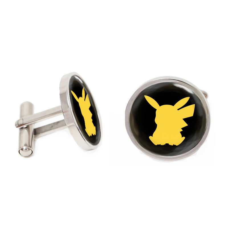 Novelty Cufflinks - Thunderbolt - The Little Link