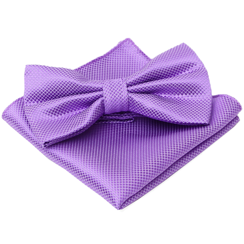 Taylor Bowtie and Pocket Square Box Set