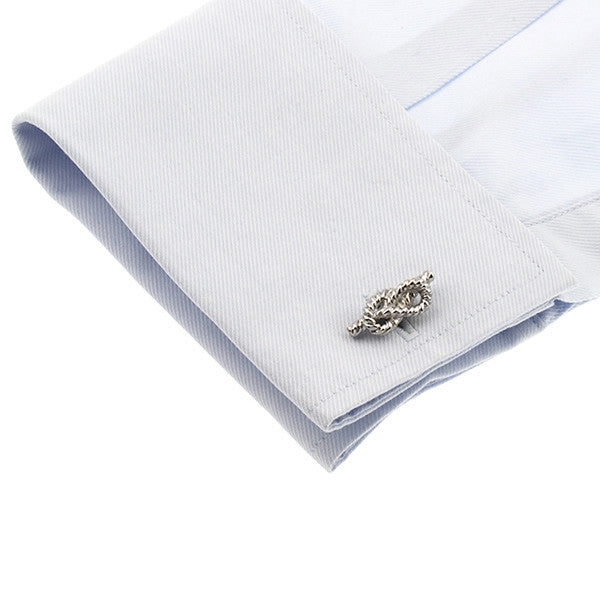Novelty Cufflinks - Zeppelin - The Little Link