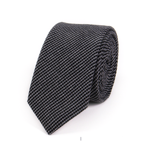 Blackberry Cotton Tie