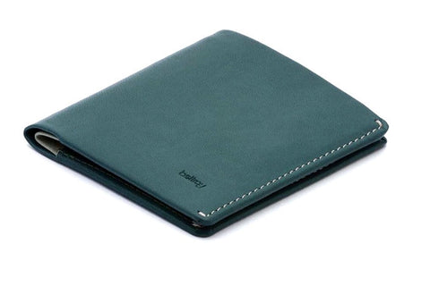 Bags - Bellroy Note Sleeve Wallet - Teal - The Little Link