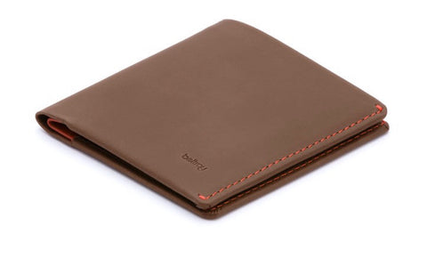 Bags - Bellroy Note Sleeve Wallet - Cocoa - The Little Link