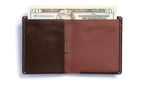 Bags - Bellroy Note Sleeve Wallet - Java - The Little Link