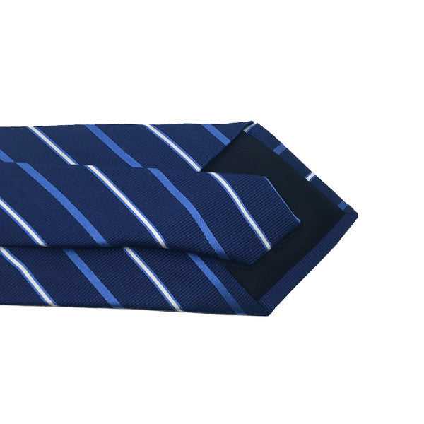 Ties - Blaine Silk Tie - The Little Link