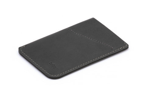 Bags - Bellroy Card Sleeve - Charcoal - The Little Link