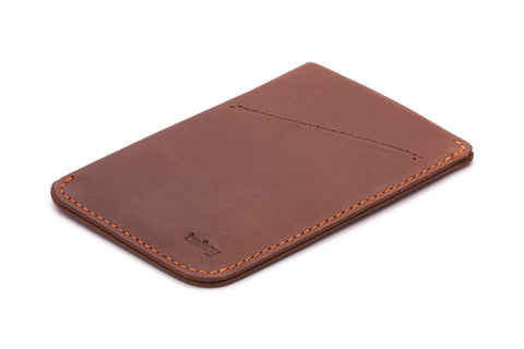 Bags - Bellroy Card Sleeve - Cocoa - The Little Link