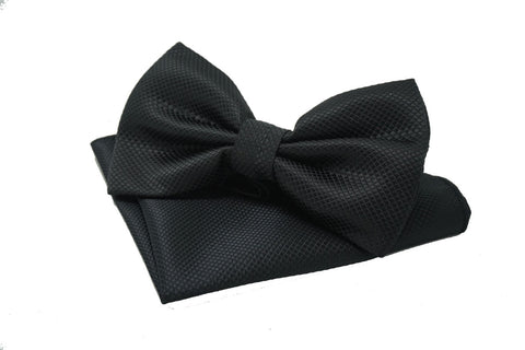 Prescott Bow Tie & Pocket Square Set