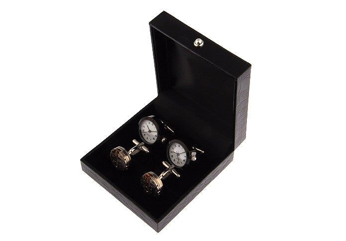 Giftboxes - Cufflink Gift Box (2 pairs) - The Little Link