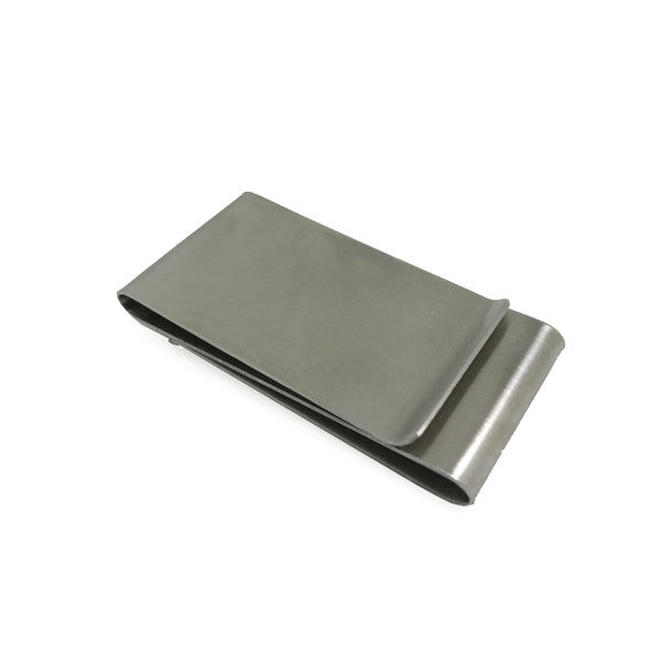 Moneyclips - Classic Silver Money Clip - The Little Link