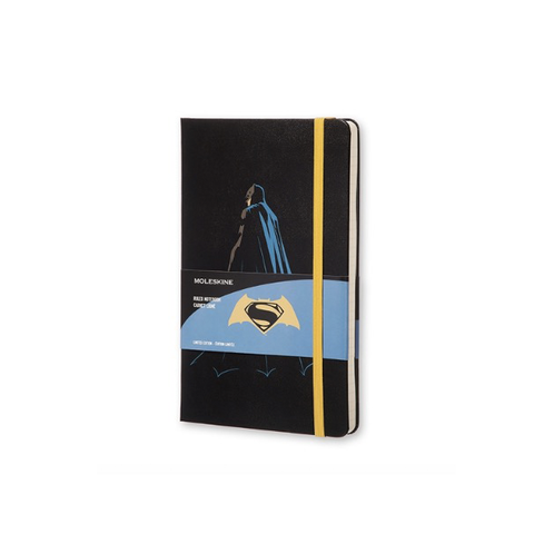 Limited Edition Batman vs Superman Moleskine Notebook - Batman