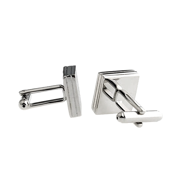 Customized Cufflinks - Plains Customizable Cufflinks - The Little Link
