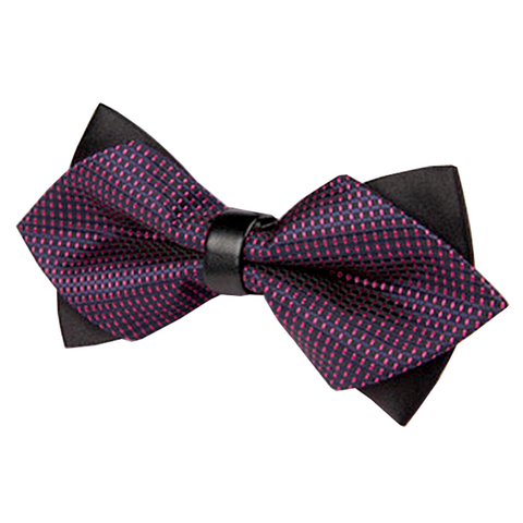Logan Double Bow Tie