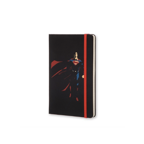 Limited Edition Batman vs Superman Moleskine Notebook - Superman