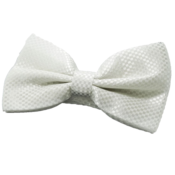 Bowties - Snow Bow Tie - The Little Link
