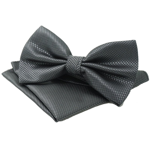 Christian Bow Tie & Pocket Square Set