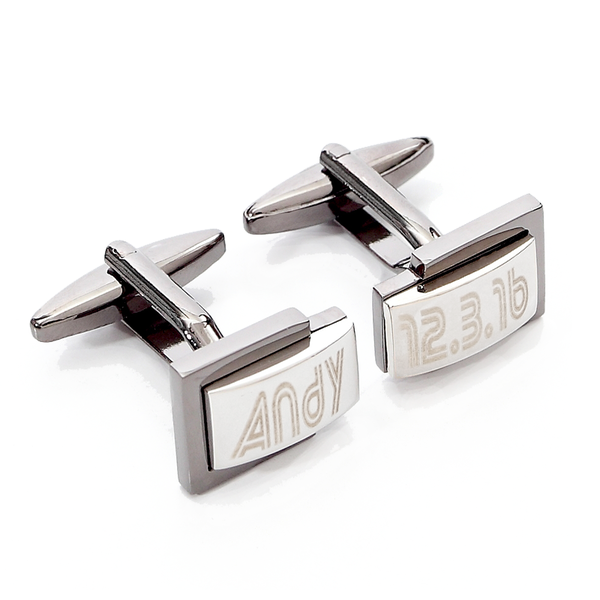 Anderson Customised Cufflink R3