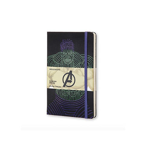 Limited Edition Hard Cover Avengers Notebook - Hulk