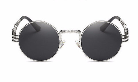 Sunglasses - Shinto Gothic Steampunk Sunglasses - Gray - The Little Link