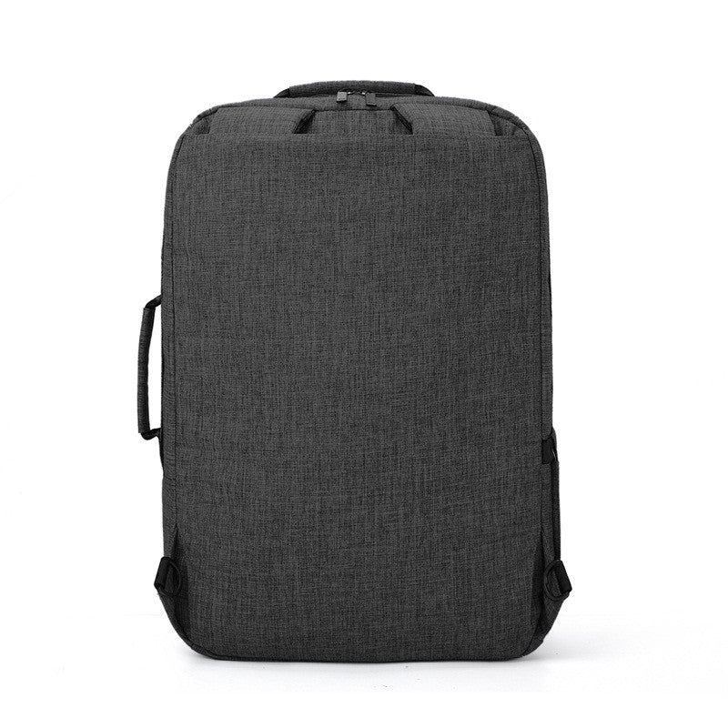 Bagsmart 2-in-1 Convertible Briefcase Backpack (Black)
