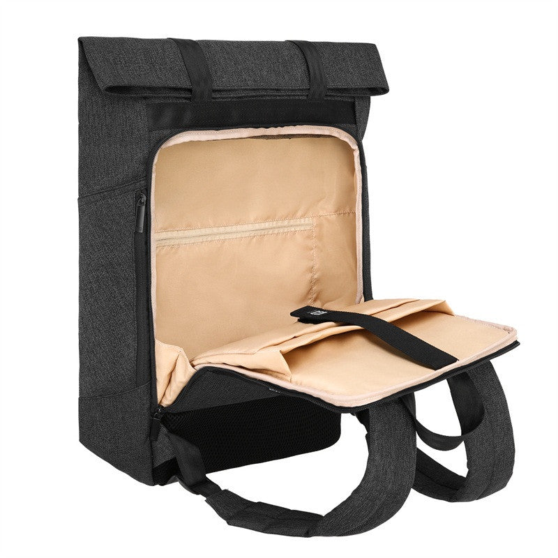 Bagsmart Everyday Rucksack (Black)