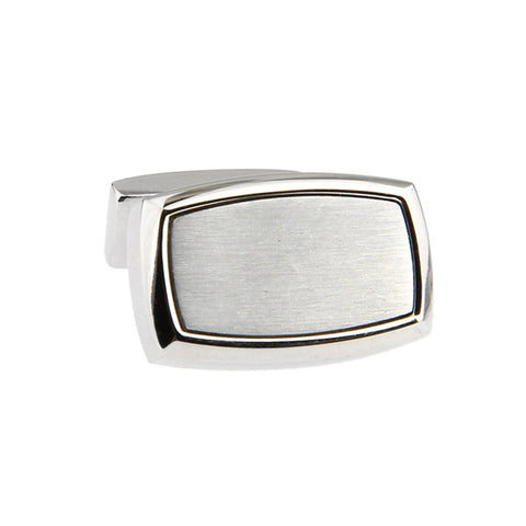 Classic Cufflinks - Rounded Rectangle - The Little Link