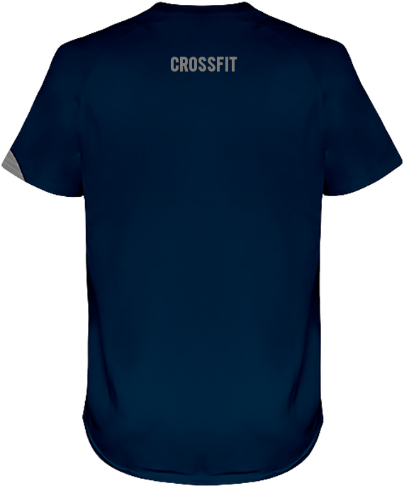 Camiseta Crossfit Spanish Flag