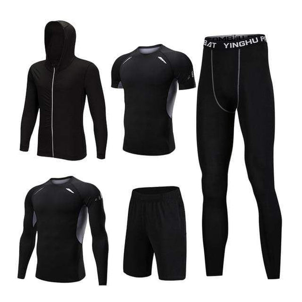 Conjunto Deportivo Men 5sets