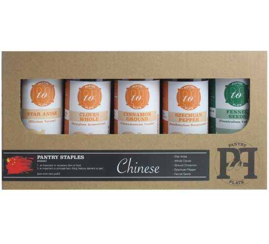 Pantry Staples Kit - Chinese