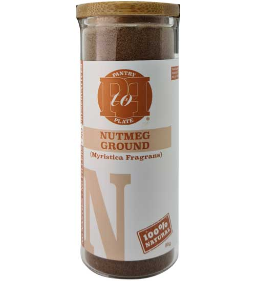Dried Spice: Nutmeg Ground
