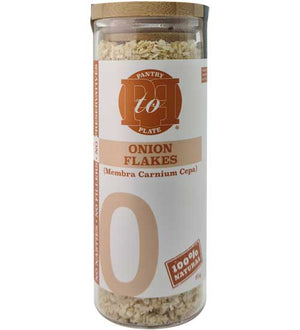 Dried Spice: Onion Flakes