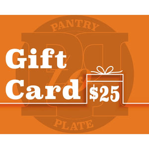 Gift Cards - $25.00 AUD - Gift Card