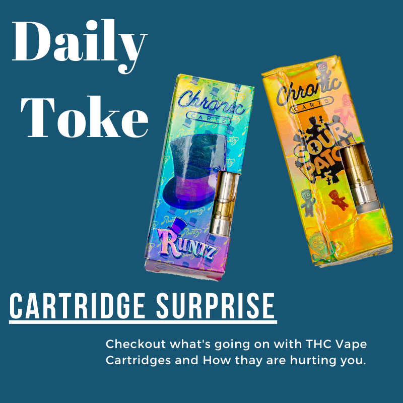 Are THC Vape Cartridges Good For You??? Find Out