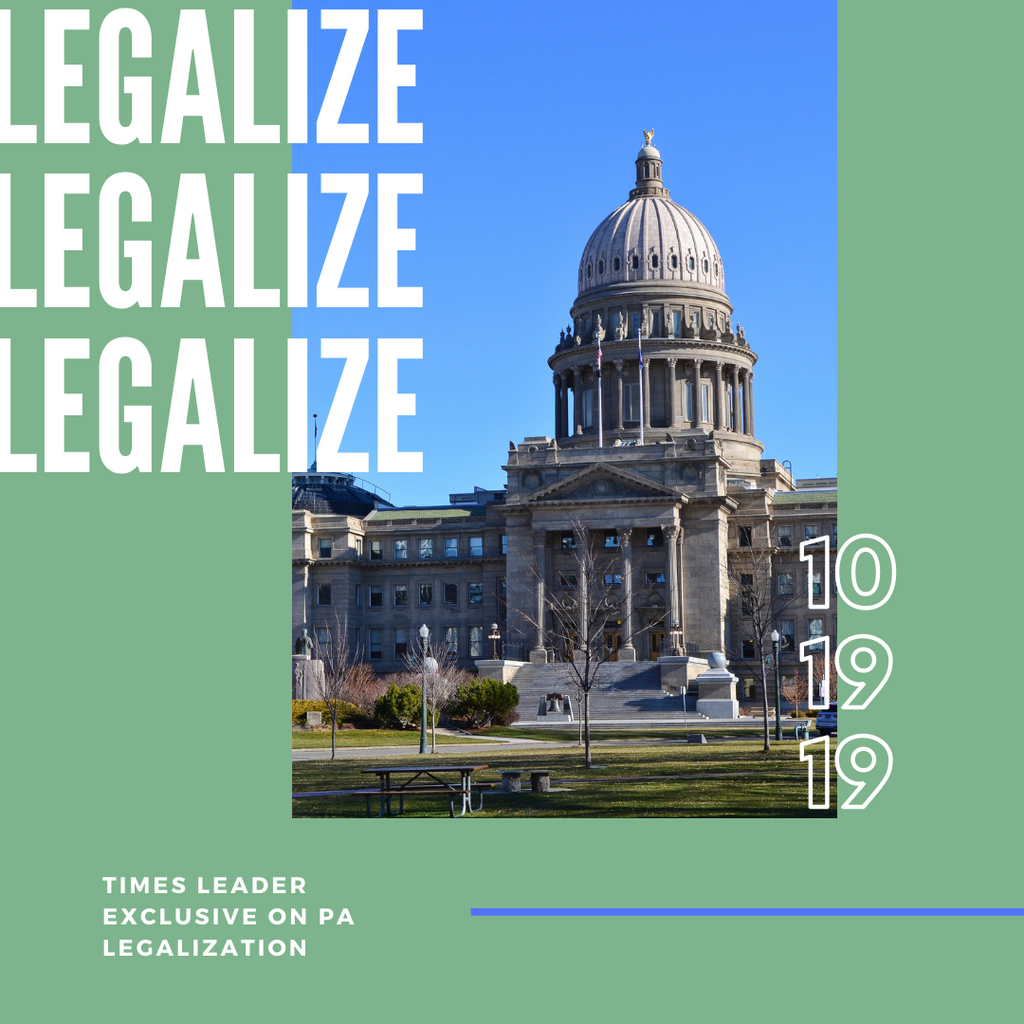 Times Leader - Senators introduce bill legalizing cannabis for adult-use in PA