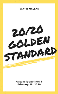 20/20 Golden Standard Book