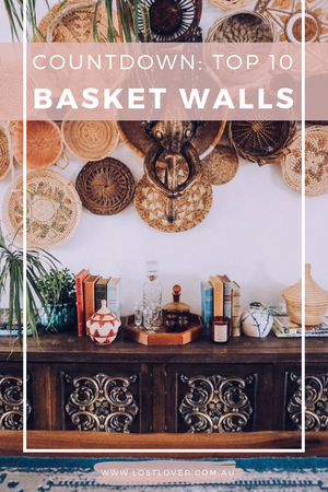 The 10 Best Basket Walls on Instagram