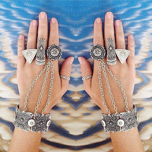 "Anatolian Ring - ""Atalar"" - Ring - Bohemian Jewellery and Homewares - Lost Lover"