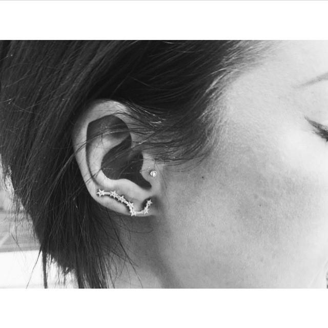 The Constellation Ear Cuff - Lost Lover - 3