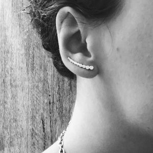 The Illusion Ear Cuff - Earrings - Lost Lover